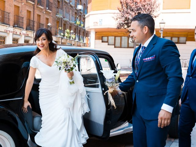 La boda de Diego y Silvia en Palencia, Palencia 43