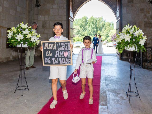 La boda de Diego y Silvia en Palencia, Palencia 44