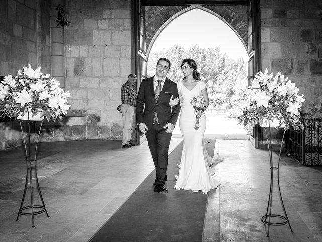 La boda de Diego y Silvia en Palencia, Palencia 45