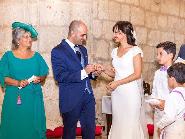 La boda de Diego y Silvia en Palencia, Palencia 48