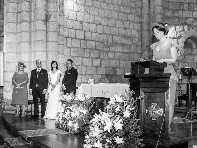 La boda de Diego y Silvia en Palencia, Palencia 49