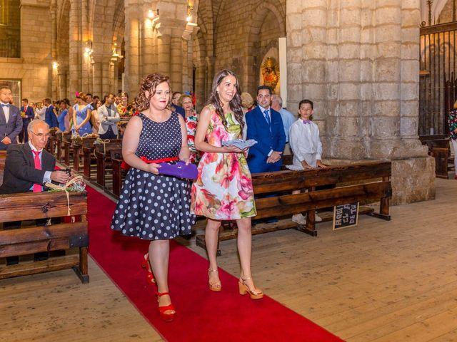 La boda de Diego y Silvia en Palencia, Palencia 50