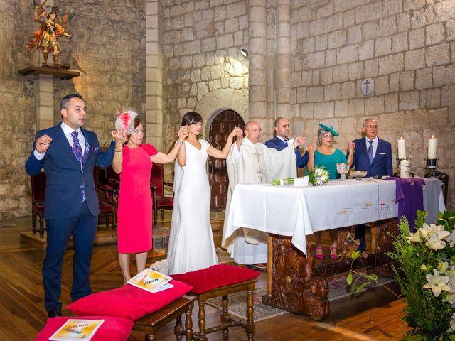 La boda de Diego y Silvia en Palencia, Palencia 51