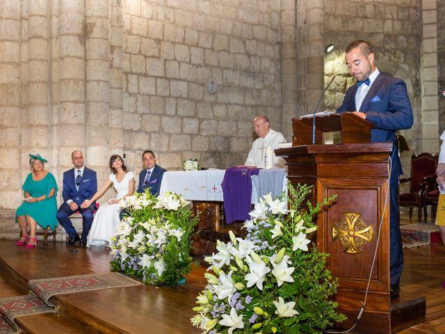 La boda de Diego y Silvia en Palencia, Palencia 52