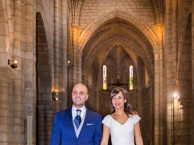 La boda de Diego y Silvia en Palencia, Palencia 56