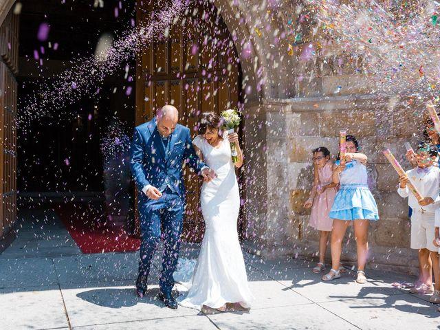 La boda de Diego y Silvia en Palencia, Palencia 57