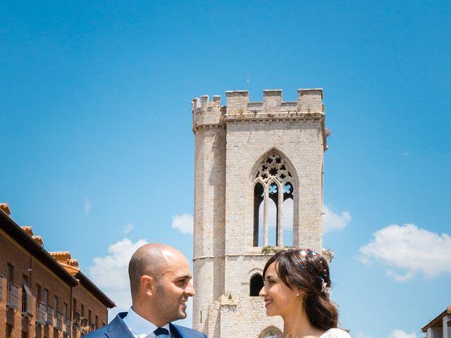 La boda de Diego y Silvia en Palencia, Palencia 61
