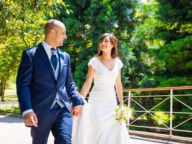 La boda de Diego y Silvia en Palencia, Palencia 74