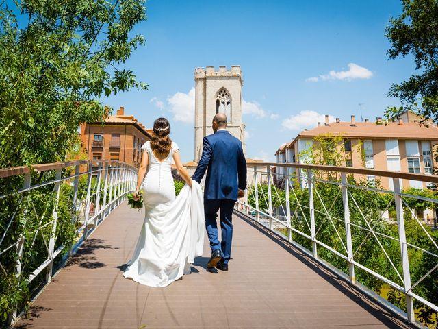 La boda de Diego y Silvia en Palencia, Palencia 75