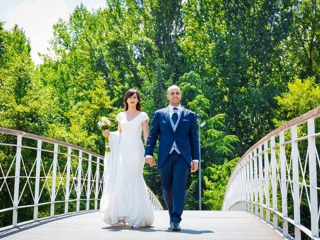 La boda de Diego y Silvia en Palencia, Palencia 76