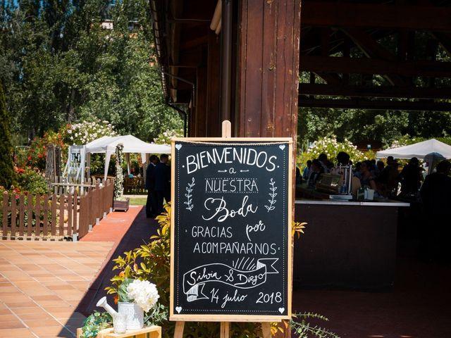 La boda de Diego y Silvia en Palencia, Palencia 82