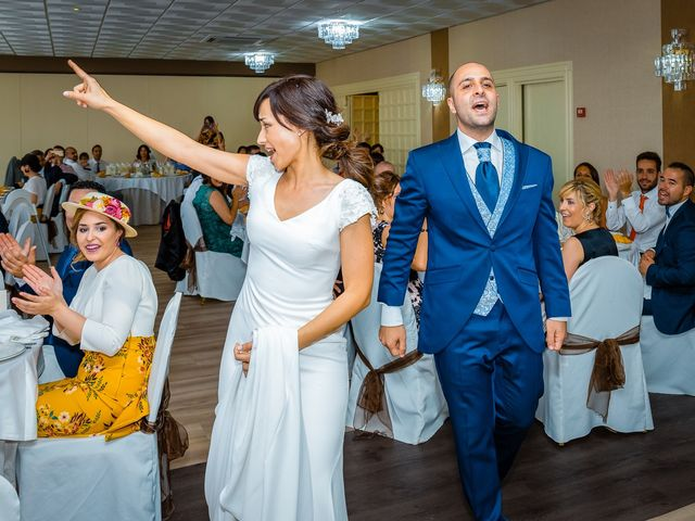 La boda de Diego y Silvia en Palencia, Palencia 86
