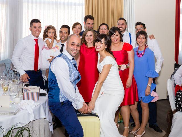 La boda de Diego y Silvia en Palencia, Palencia 96