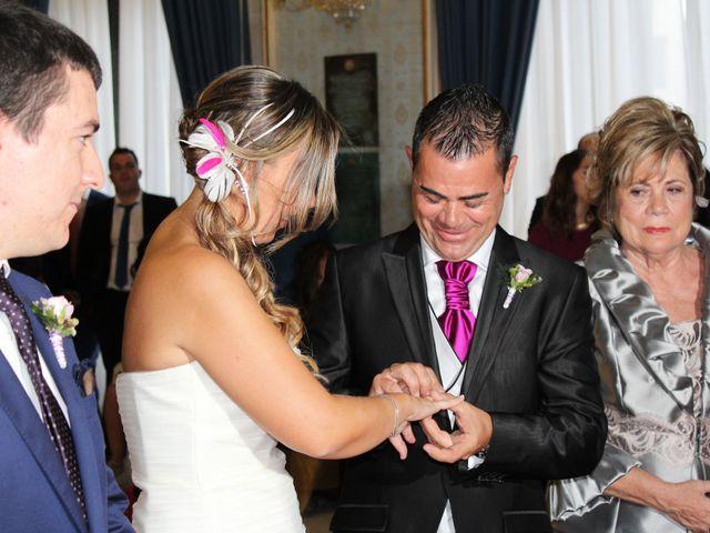 La boda de Vanesa y Juan Ramón en Alacant/alicante, Alicante 2