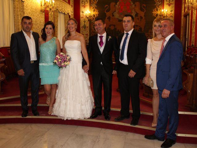 La boda de Vanesa y Juan Ramón en Alacant/alicante, Alicante 7