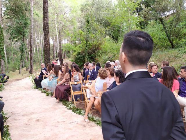 La boda de Blanca y Fede en Navas, Barcelona 1