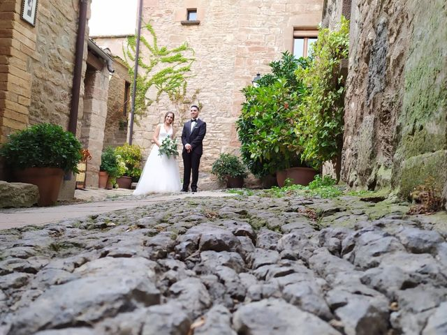 La boda de Blanca y Fede en Navas, Barcelona 2