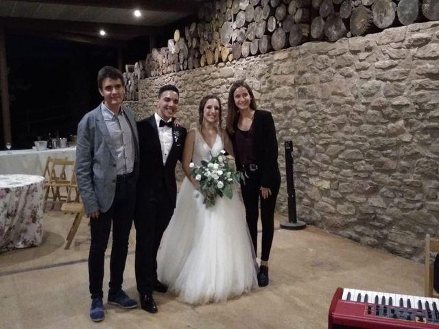 La boda de Blanca y Fede en Navas, Barcelona 8