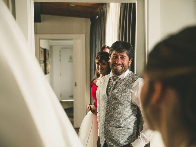 La boda de Fran y Noelia en Guadarrama, Madrid 14
