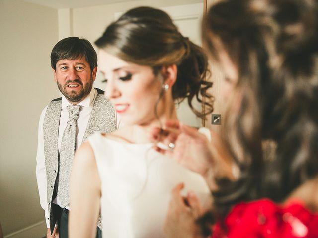 La boda de Fran y Noelia en Guadarrama, Madrid 17