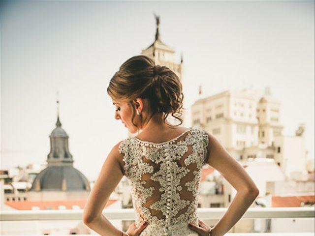 La boda de Fran y Noelia en Guadarrama, Madrid 19