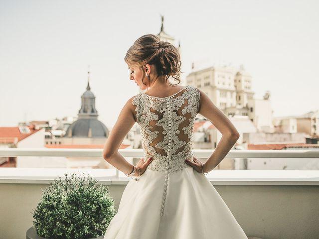 La boda de Fran y Noelia en Guadarrama, Madrid 20