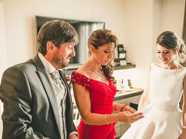 La boda de Fran y Noelia en Guadarrama, Madrid 23