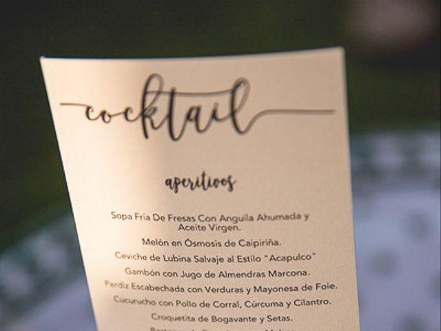 La boda de Fran y Noelia en Guadarrama, Madrid 42