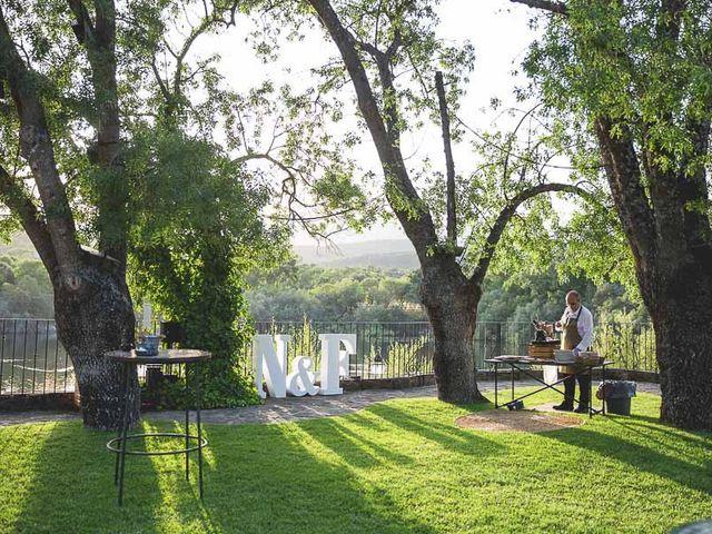 La boda de Fran y Noelia en Guadarrama, Madrid 43