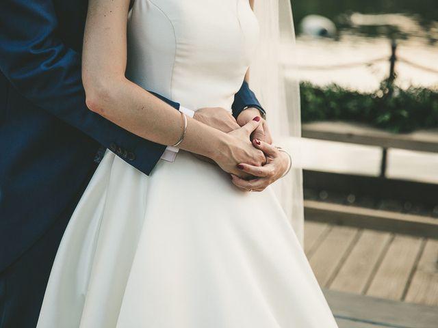 La boda de Fran y Noelia en Guadarrama, Madrid 45