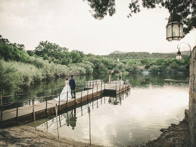 La boda de Fran y Noelia en Guadarrama, Madrid 52