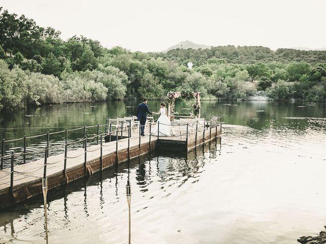 La boda de Fran y Noelia en Guadarrama, Madrid 53