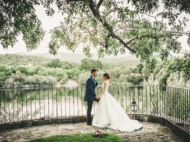 La boda de Fran y Noelia en Guadarrama, Madrid 57