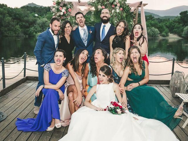 La boda de Fran y Noelia en Guadarrama, Madrid 65