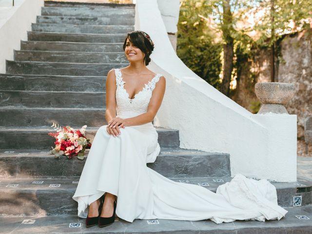 La boda de Andrés y Paula en Collado Villalba, Madrid 27