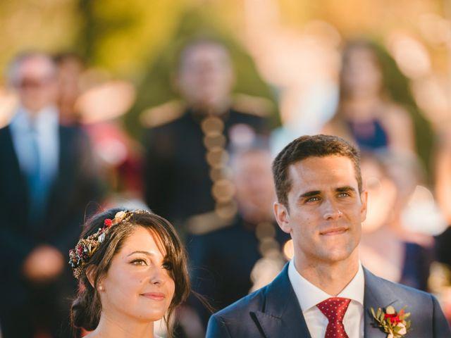 La boda de Andrés y Paula en Collado Villalba, Madrid 36