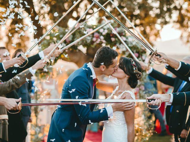 La boda de Andrés y Paula en Collado Villalba, Madrid 43
