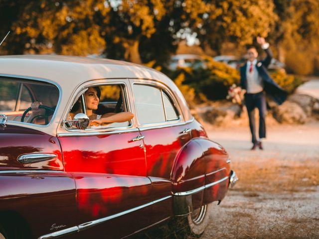 La boda de Andrés y Paula en Collado Villalba, Madrid 49