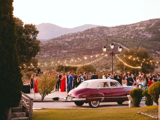 La boda de Andrés y Paula en Collado Villalba, Madrid 50