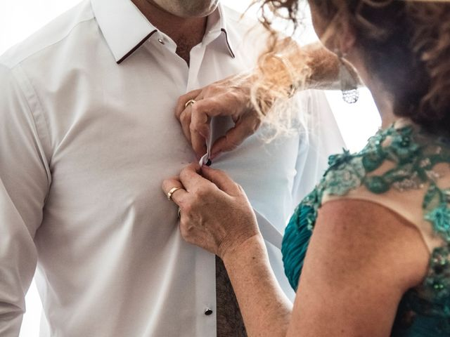 La boda de David y Karina en El Saler, Valencia 9