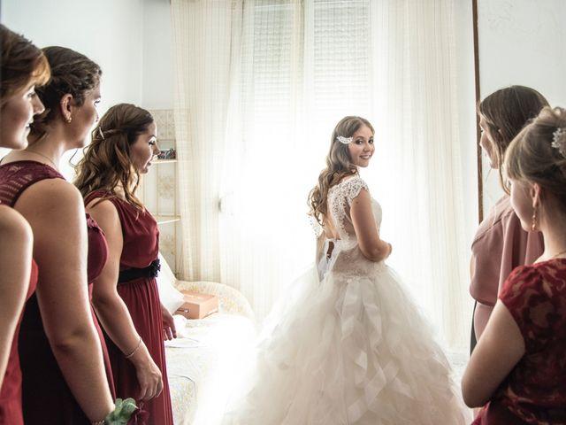 La boda de David y Karina en El Saler, Valencia 20