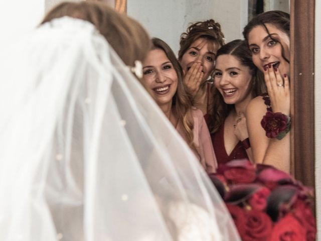 La boda de David y Karina en El Saler, Valencia 28