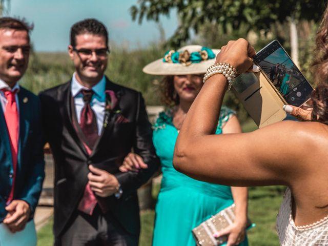 La boda de David y Karina en El Saler, Valencia 30
