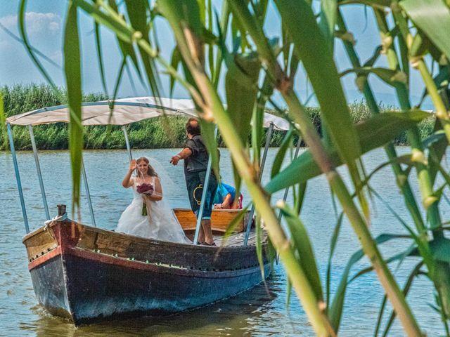 La boda de David y Karina en El Saler, Valencia 32