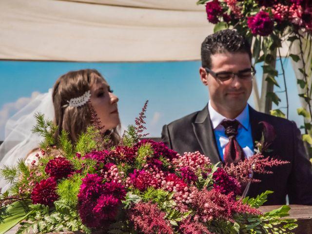 La boda de David y Karina en El Saler, Valencia 36