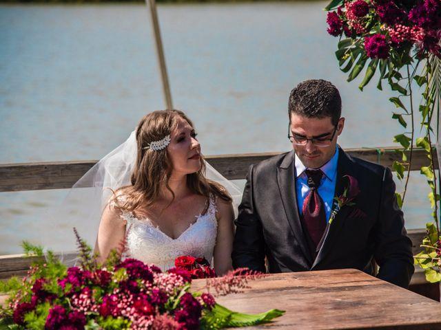 La boda de David y Karina en El Saler, Valencia 39