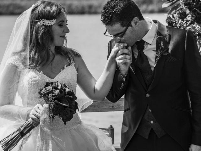 La boda de David y Karina en El Saler, Valencia 41