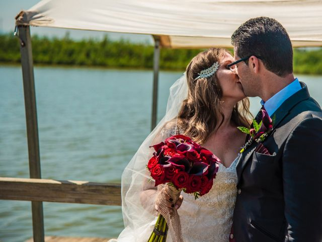 La boda de David y Karina en El Saler, Valencia 44