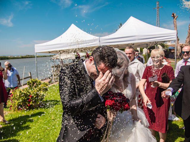 La boda de David y Karina en El Saler, Valencia 46