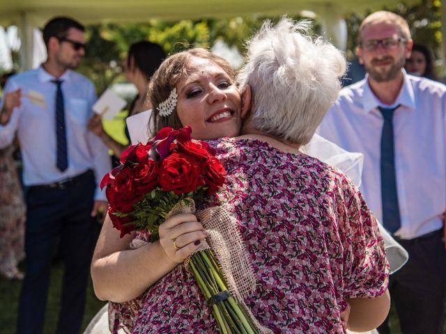 La boda de David y Karina en El Saler, Valencia 48